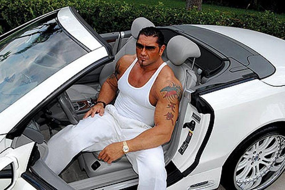 Batista: «Ποτέ στο pro-wrestling»