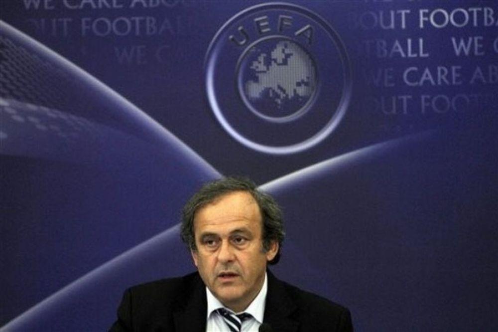 Πλατινί: «Σε κίνδυνο το ευρωπαϊκό ποδόσφαιρο»