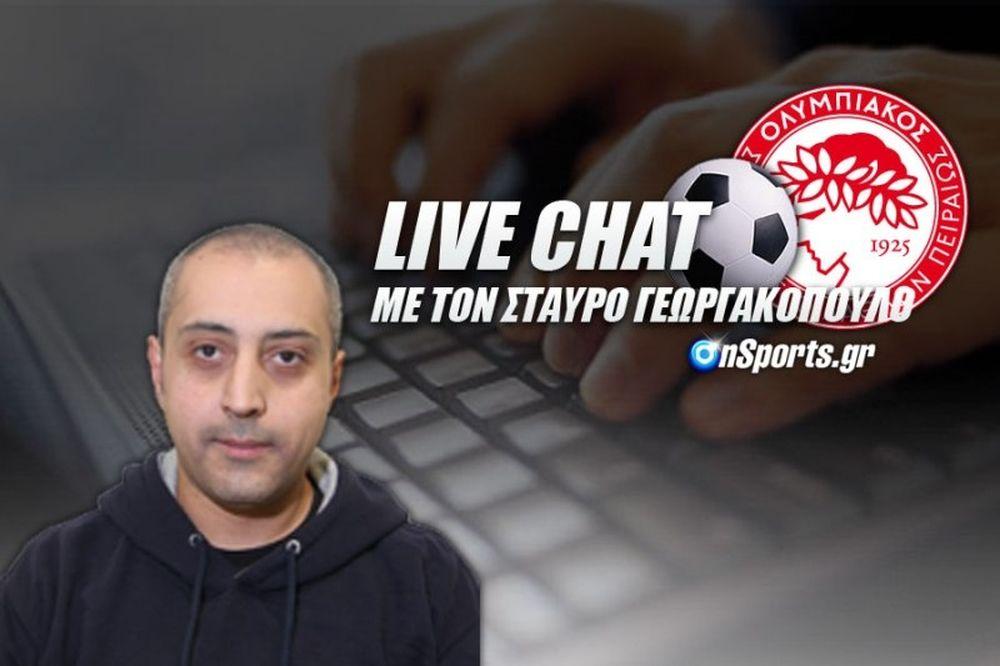 Οι απαντήσεις του Σταύρου Γεωργακόπουλου