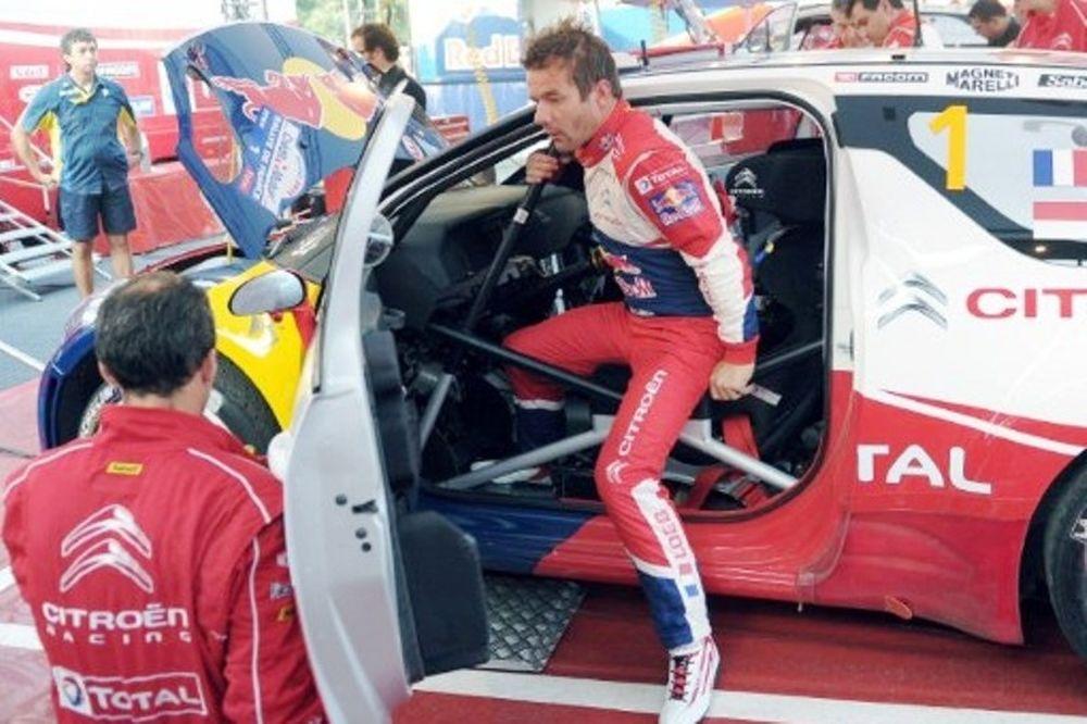 WRC Ράλι Γαλλίας: Μπροστά ο Λεμπ