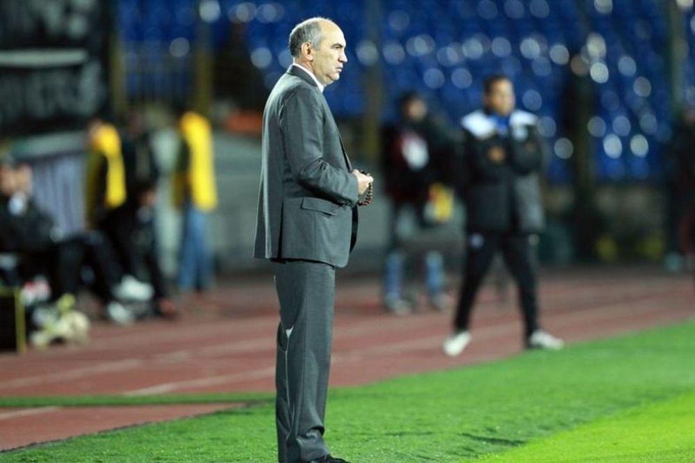 Μπερντίγεφ: «Ο ΠΑΟΚ έπαιξε όπως περίμενα»