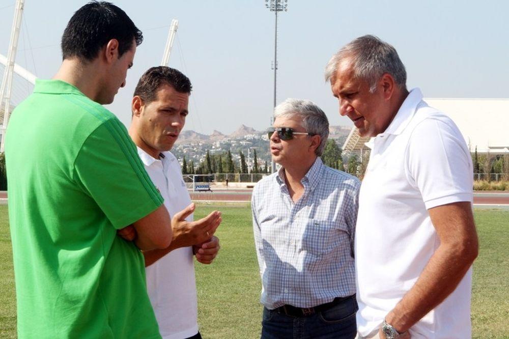Ιτούδης: «Οι αρχές της ομάδας είναι σταθερές»