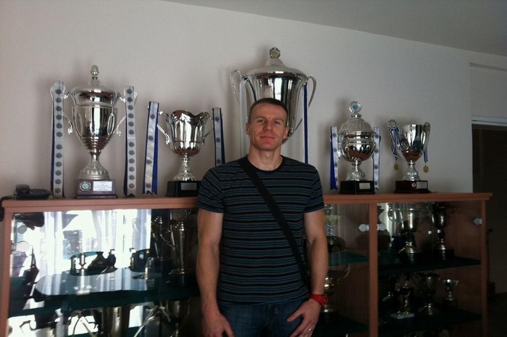 Γιοζεφάσκι: «Ένθερμοι οι οπαδοί του ΠΑΟ»