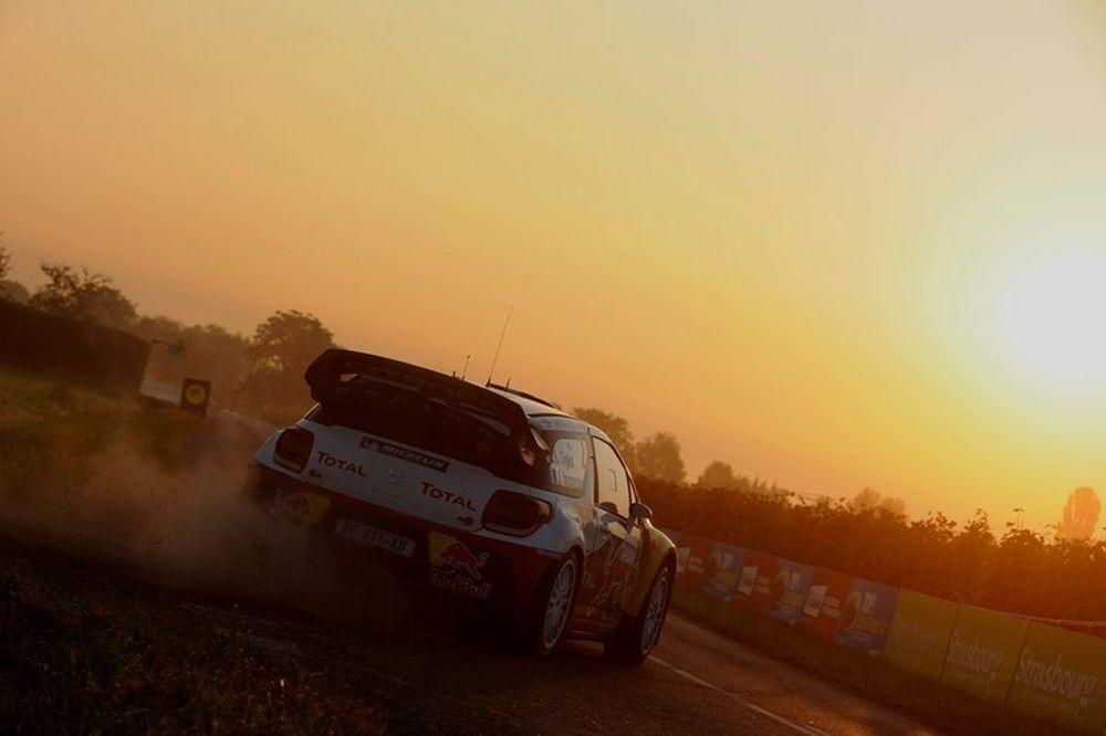 WRC Γαλλίας: Ο Οζιέ ξανά στην κορυφή