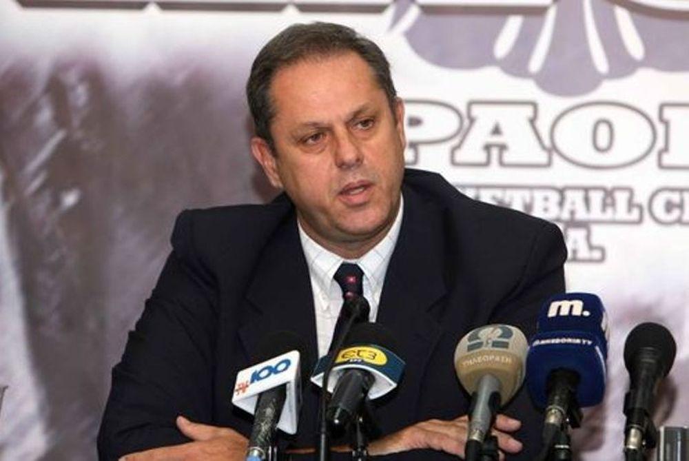 Σταυρόπουλος: «Δεν χρειάζεται απογοήτευση»