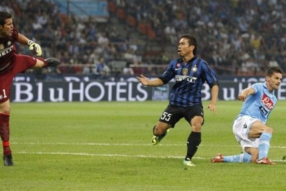 Ναγκατόμο: «Δικό μου λάθος το δεύτερο γκολ»