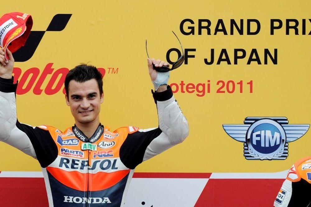 MotoGP Ιαπωνία: Σεισμός Ντάνι
