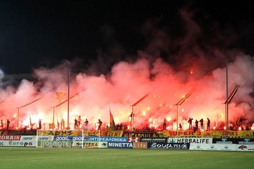 Το Onsports στο Κλεάνθης Βικελίδης