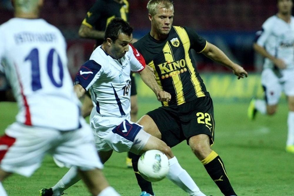 Πετκάκης: «Καλύτεροι από την ΑΕΚ»