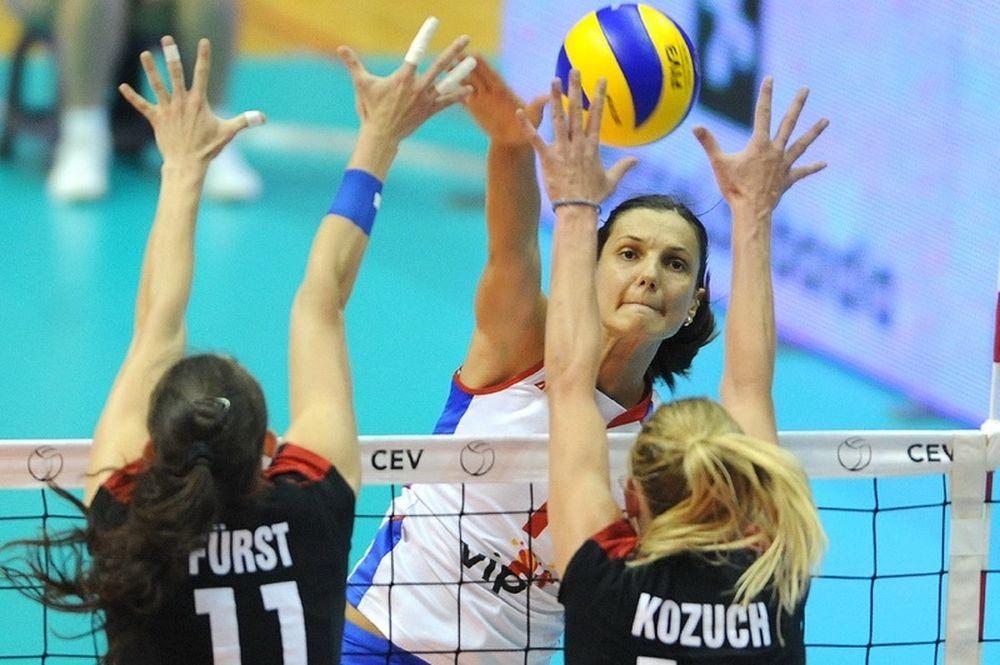 Πρωταθλήτρια Ευρώπης για πρώτη φορά η Σερβία