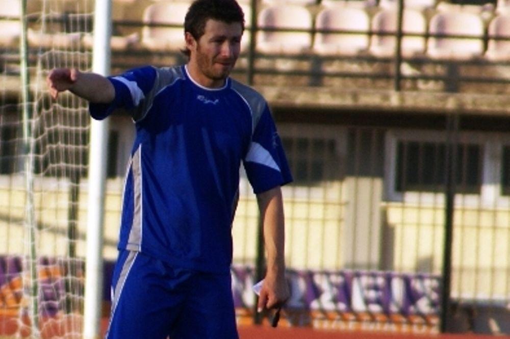Αντωνίου: «Η ομάδα έχει μια θετική νοοτροπία»