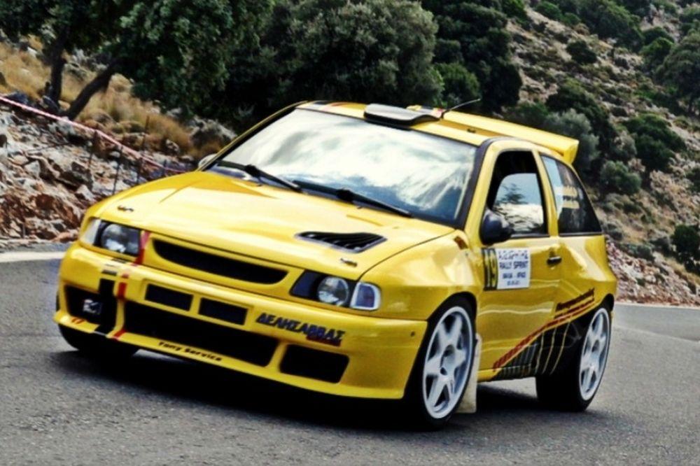 Rally Sprint Μάλια – Κράσι Κρήτης