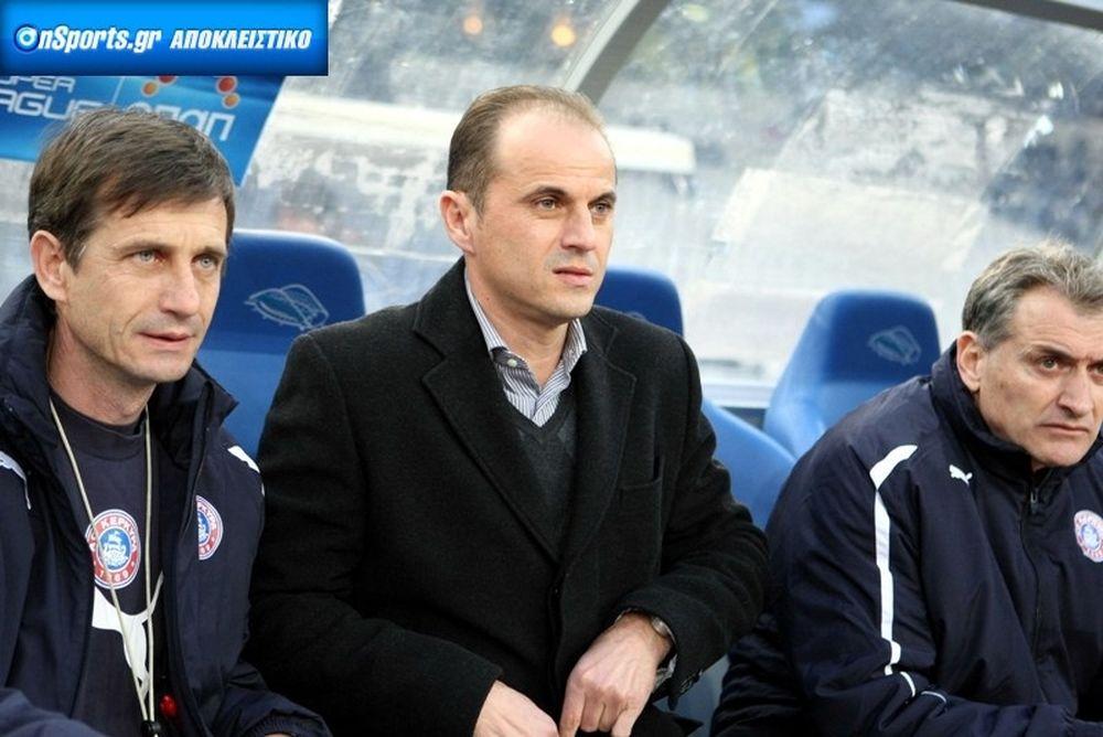 Λυράκης στο Onsports: «Εμπιστοσύνη στον Μπάντοβιτς»