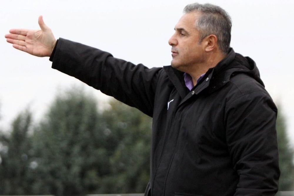 Βοσνιάδης: «Κάθε ματς θα δίνουμε μάχη»
