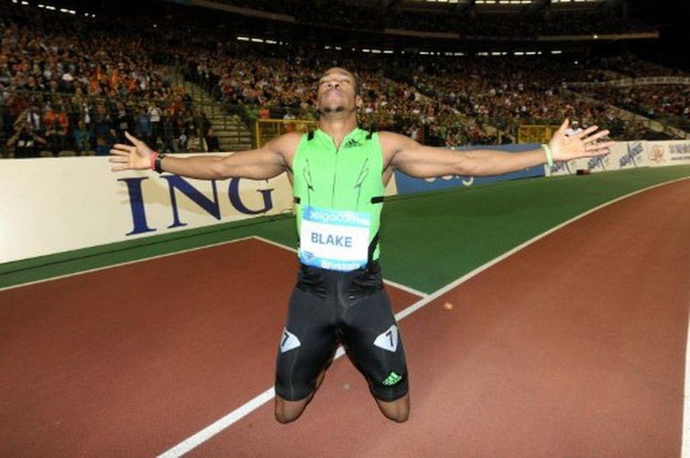 Οι υποψήφιοι της IAAF