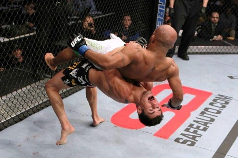 Δέκα σερί ο Cruz στο UFC Live 6