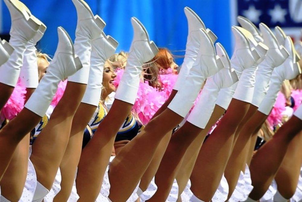 Οι… πραγματικές Cheerleader