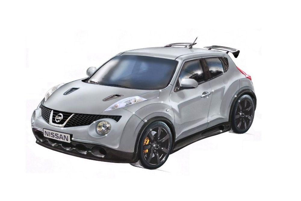 Nissan Juke - R: Supercar & crossover μαζί
