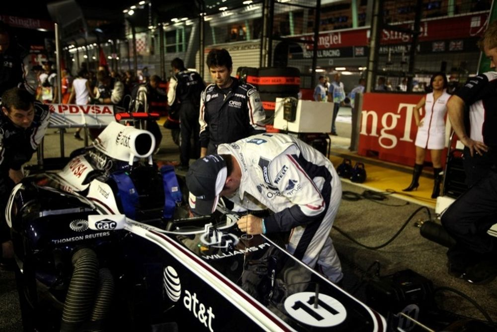 F1 Williams:  Αισιοδοξία