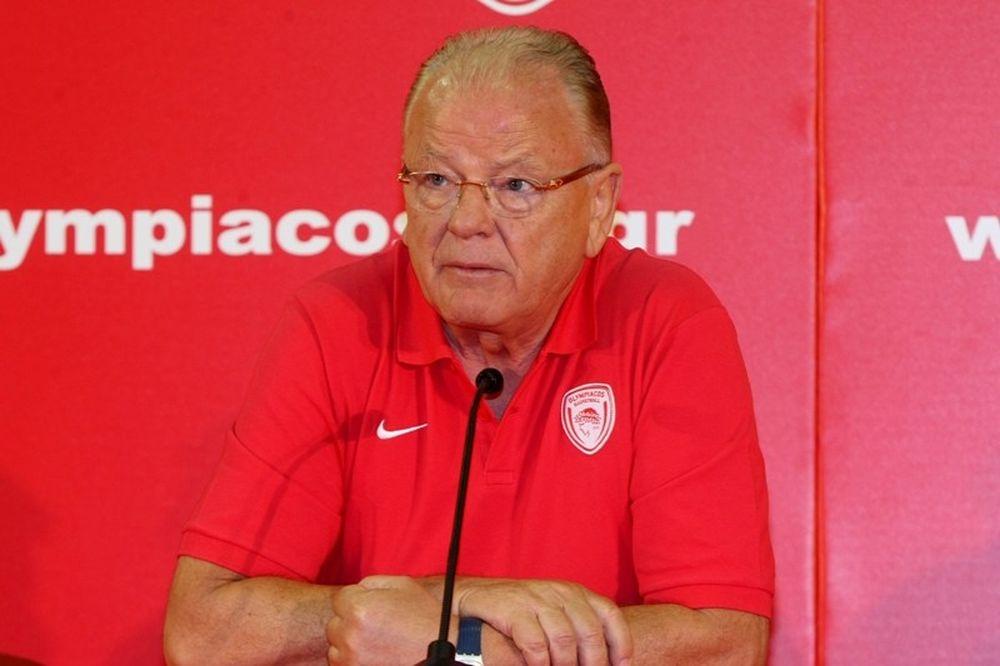 Ίβκοβιτς: «Φέτος έχουμε ρούκις»