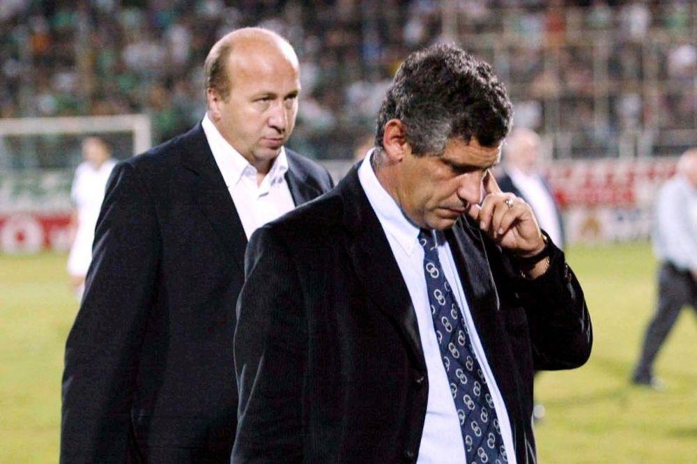 Ζάετς: «Εξαιρετικός προπονητής ο Σάντος»