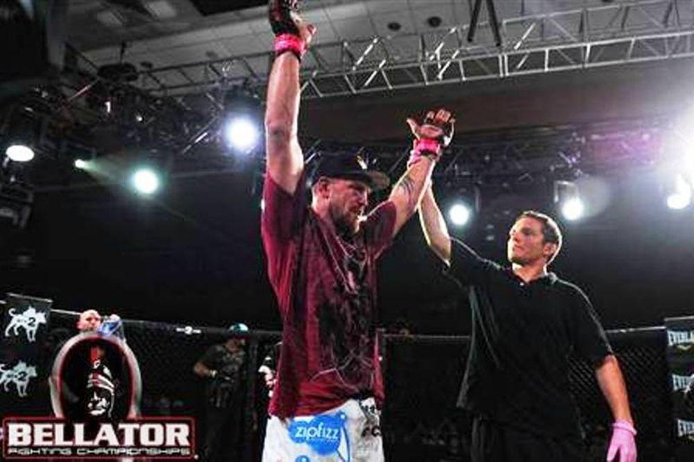 Οι τέσσερις Heavyweights της πέμπτης σεζόν του Bellator