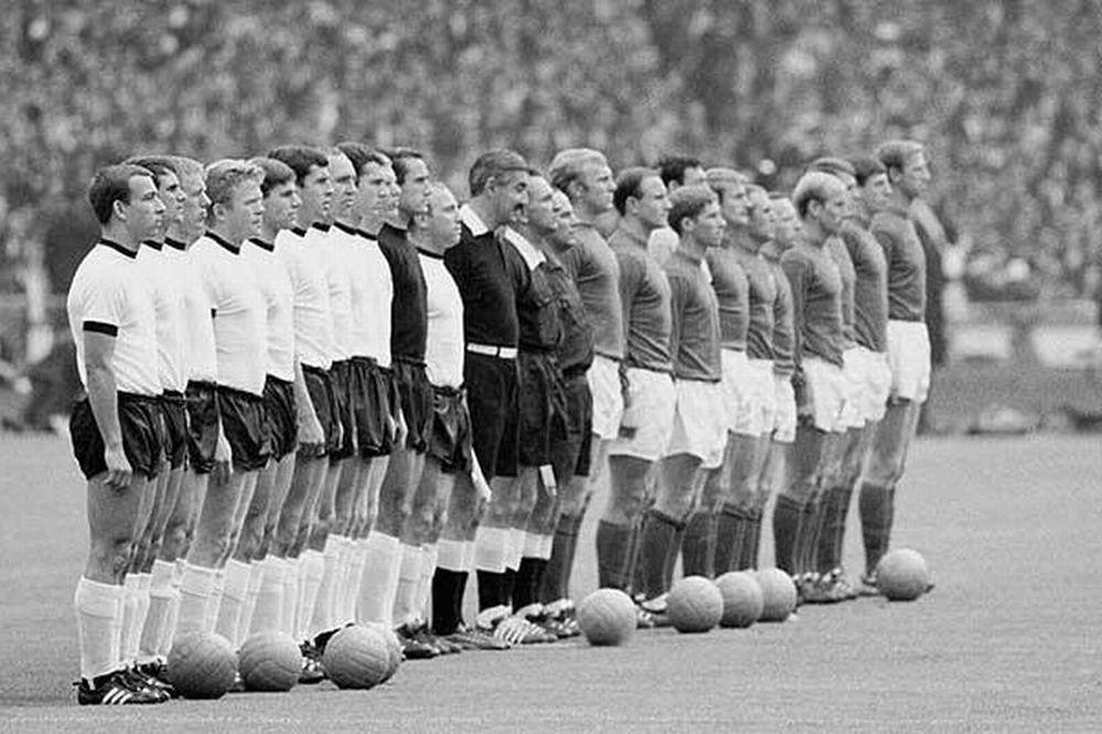Ντοπαρισμένη η Γερμανία του 1966!