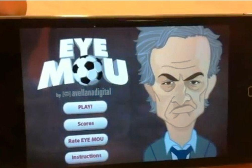 Βγάλτε τα μάτια του Μουρίνιο!