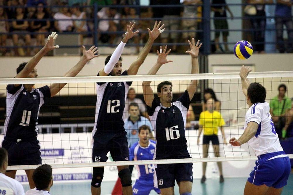 Ο όμιλος της Εθνικής ανδρών στο προ-ολυμπιακό