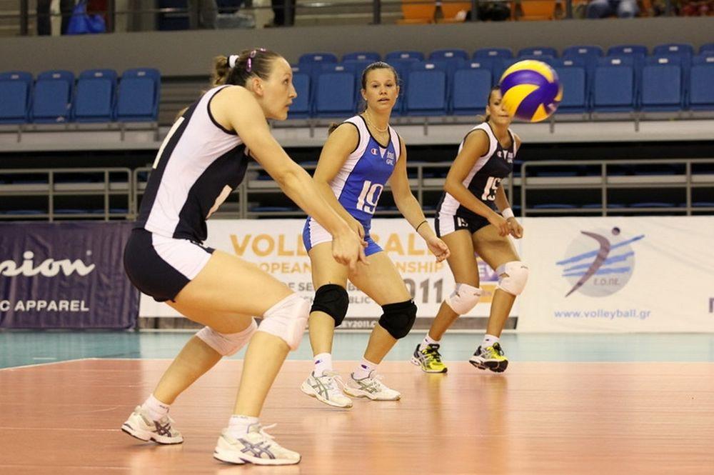 Ο όμιλος της Εθνικής γυναικών στο προ-ολυμπιακό