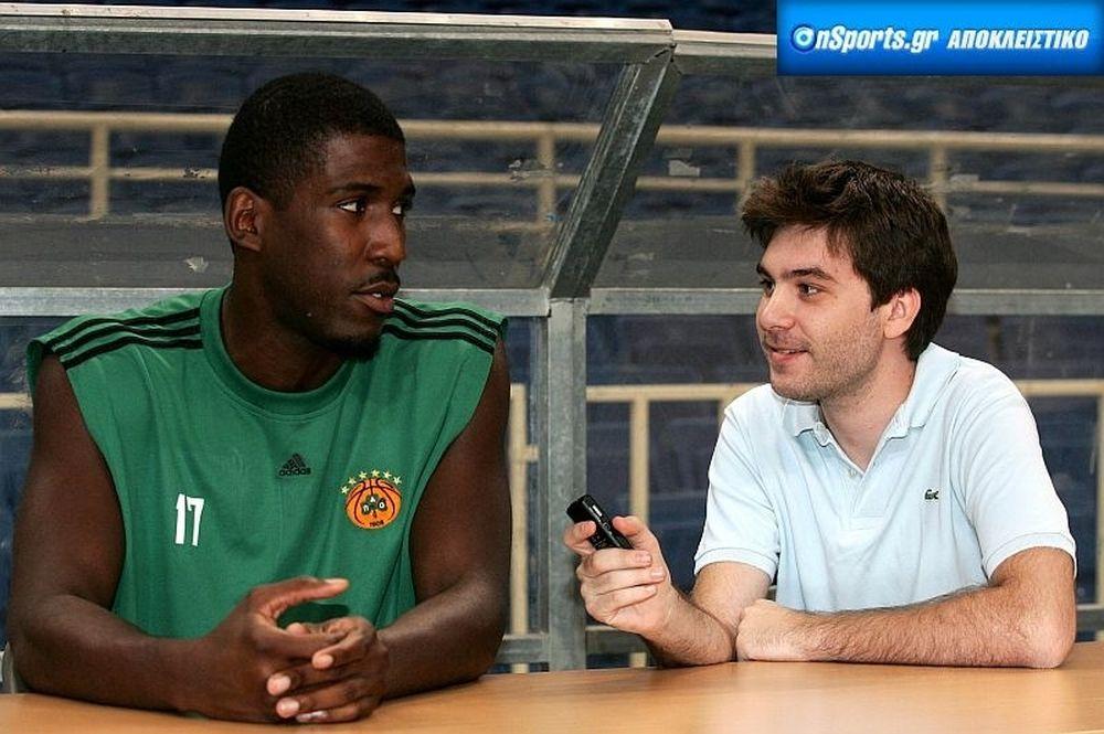 Σμιθ στο Onsports: «Ενθουσιασμένος στον Παναθηναϊκό»