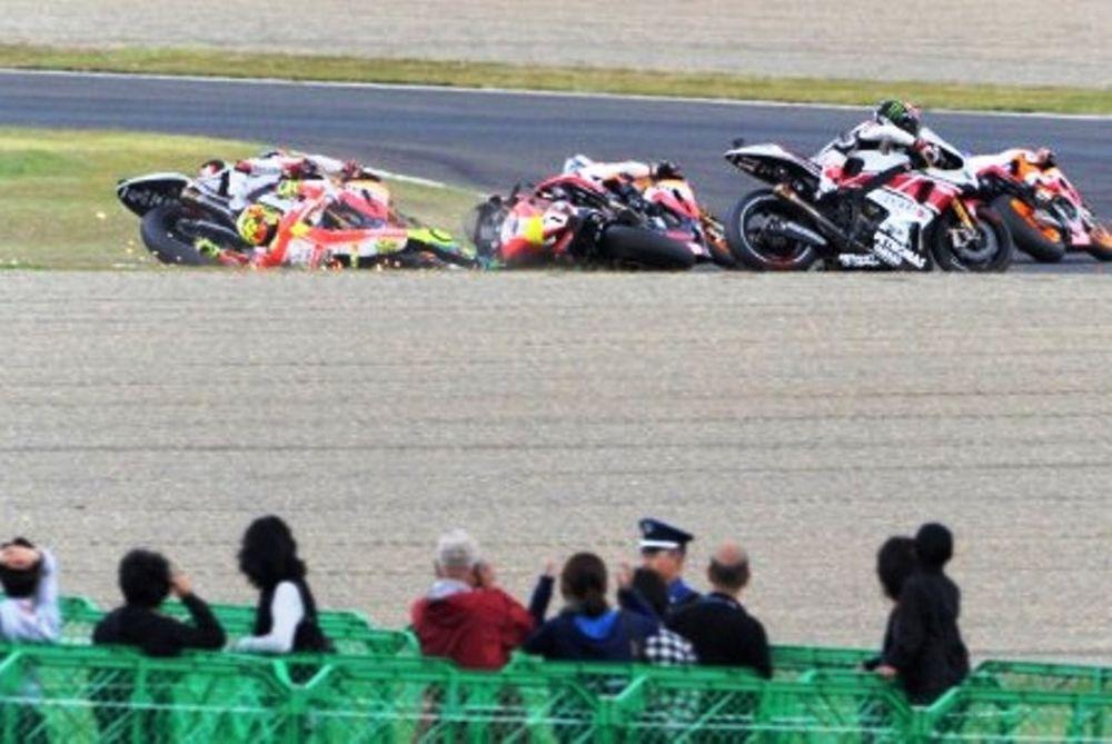 MotoGP: Απών από τις δοκιμές της GP12 ο Ρόσι