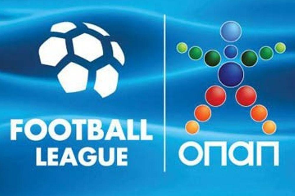 Στις 23/10 η πρεμιέρα της Football League