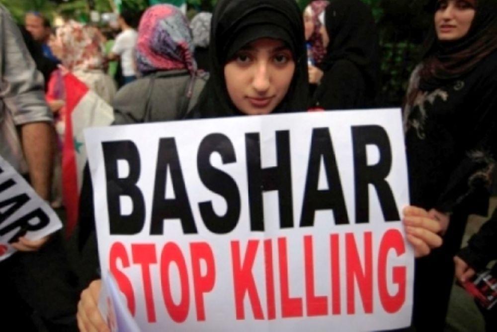 Περισσότεροι από 2.900 οι νεκροί στη Συρία