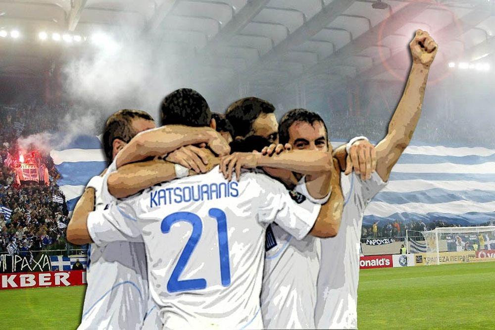 Ώρα πρόκρισης για Ελλάδα…