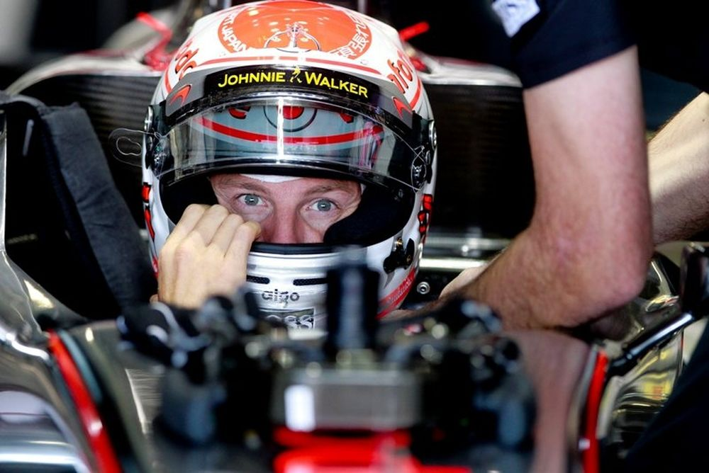 F1 Γκαρν πρι Ιαπωνίας: Ξεκίνημα με McLaren