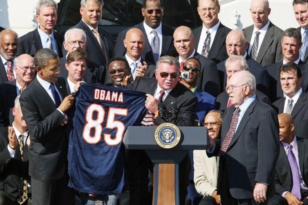 Επέτειο για Μπέαρς με Obama!