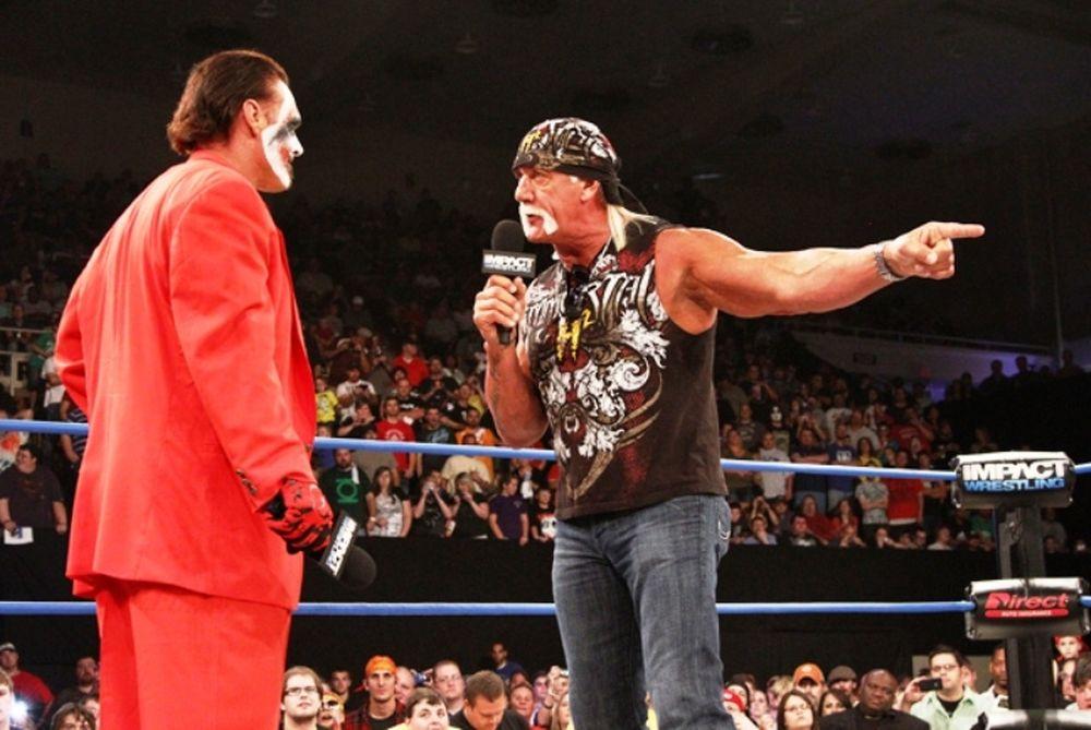 Οριστικοποιήθηκε το Sting vs Hogan