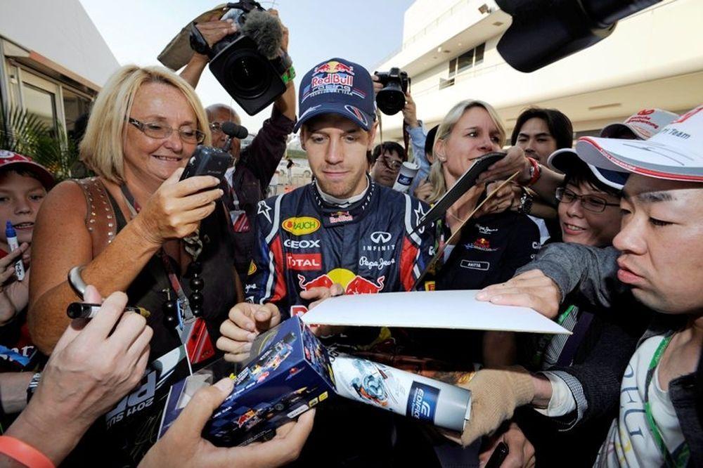 F1 Φέτελ: «Ήταν δύσκολα αλλά διασκέδασα»
