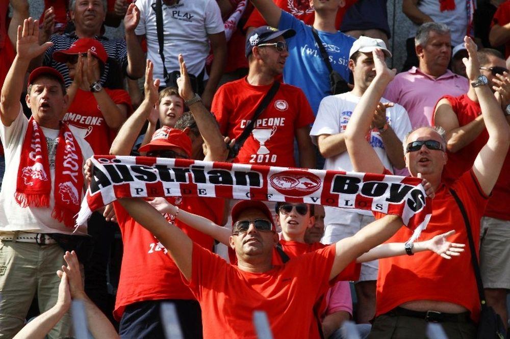 Austrian Boys: «Η Μαφιόζικη Τρόικα του ελληνικού ποδοσφαίρου»