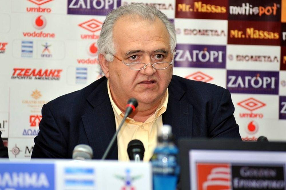 Χριστοβασίλης: «Πιθανή η διακοπή πρωταθλήματος!»