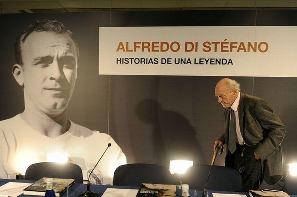 Στο Hall of Fame ο Ντι Στέφανο