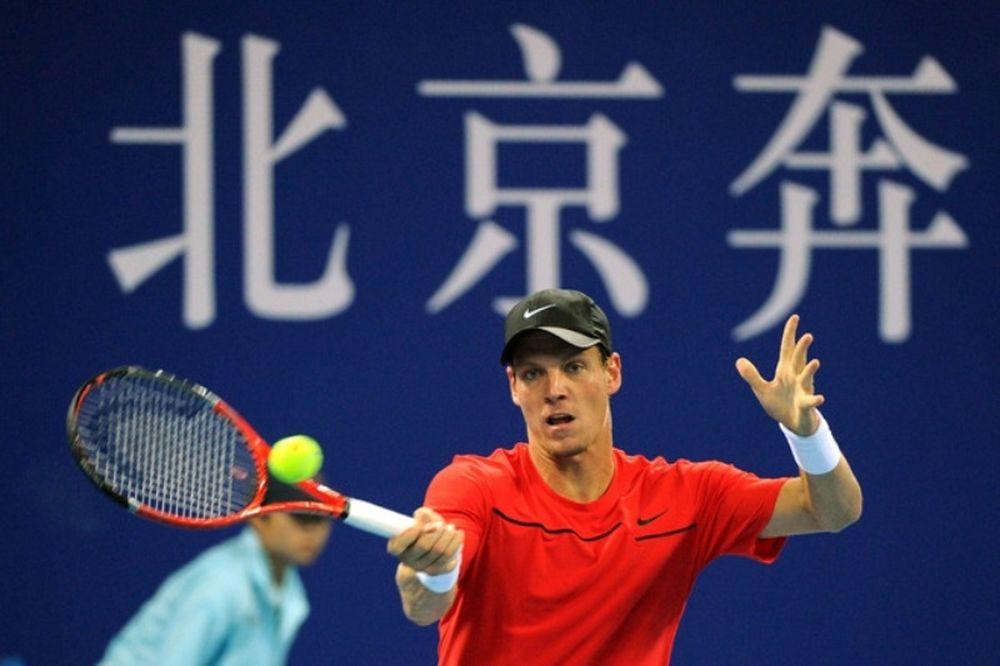 Ο Μπέρντιχ έσπασε την γκίνια στο Πεκίνο!