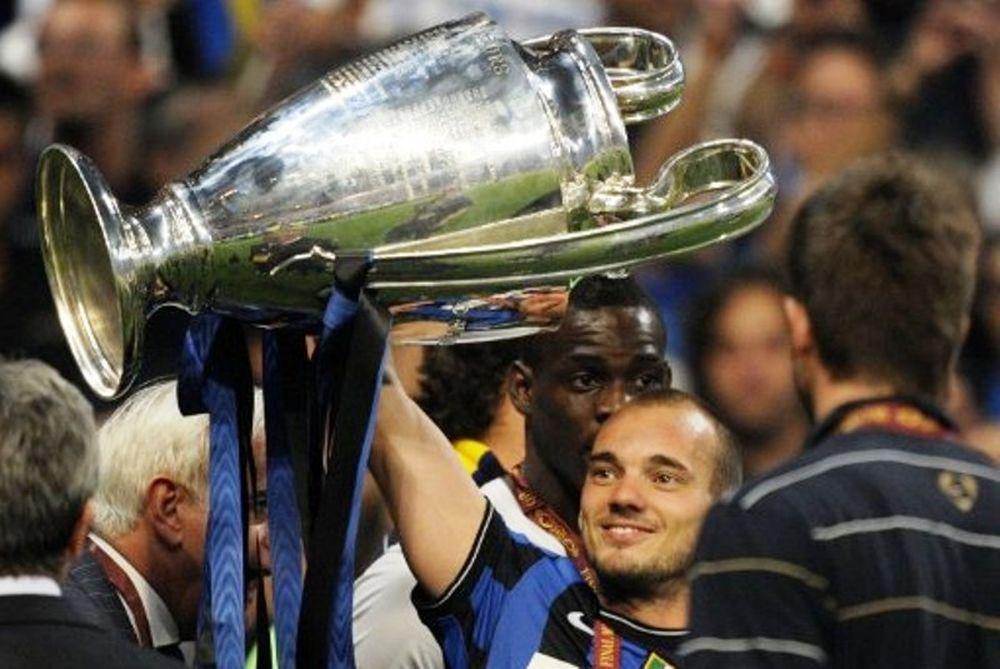 Σνάιντερ: «Πάλι το Champions League»