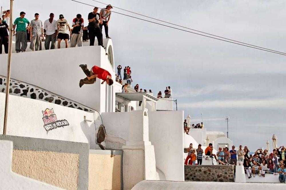Ο Pavel Petkuns νικητής του Red Bull Art Of Motion