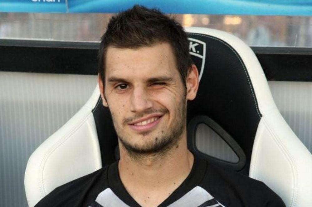 Κουρδάκης: «Εύχομαι να επιστρέψω στον ΠΑΟΚ»