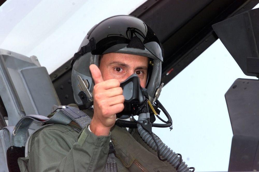 Παραιτήθηκε ο Κεντέρης από την Πολεμική Αεροπορία