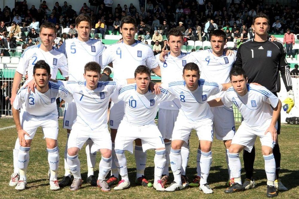 Στο Ισραήλ η Εθνική Παίδων