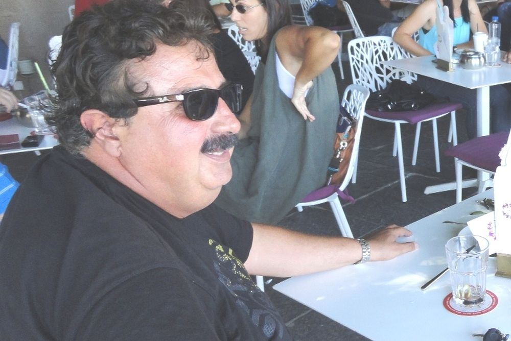 Μπαριανάκης: «Στηρίξτε τον Διαγόρα»