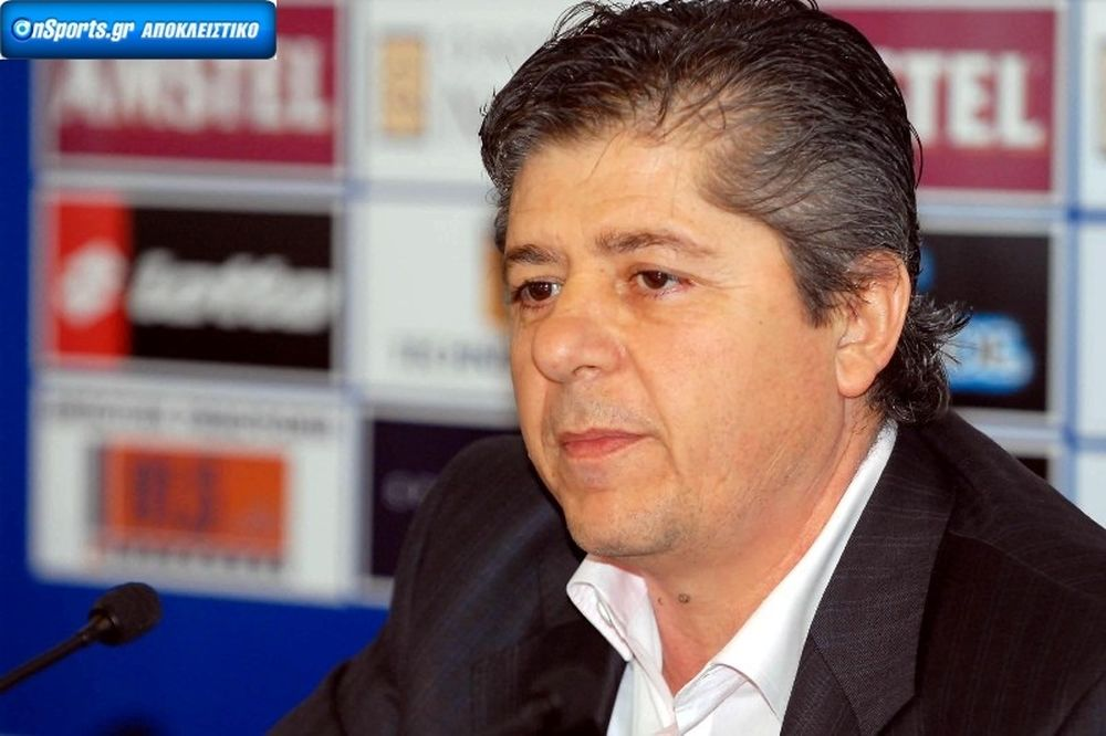 Καϋμενάκης στο Onsports: «Κανείς δεν θα με διώξει»